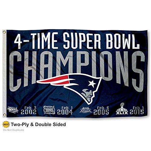 5 time super bowl champions - 8