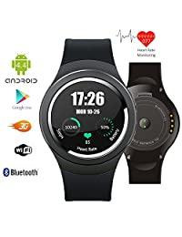 inDigi Universal Bluetooth SmartWatch For Apple iOS Samsung Android Smart Phone HTC NEW [US Seller]