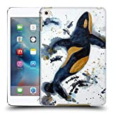 Official Lauren Moss Killer Whale of A Tale Sea Hard Back Case for iPad Mini 4