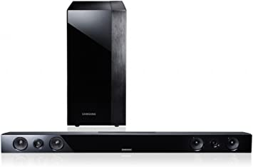 Samsung HW-F450/EN 2.1 - Altavoz para televisión con subwoofer (310 V, SoundShare, Bluetooth) [Importado]: Amazon.es: Electrónica