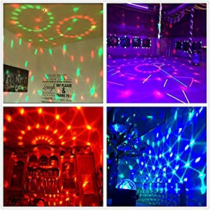 51ts6NbHZ4L. SS300  - Discokugel-Disco-Licht-Disco-Lichteffekte-Disco-Lampe-Disco-Beleuchtung-Partylicht-Partybeleuchtung-Bhnenbeleuchtung-DJ-Licht-mit-Motor-Fernsteuerung