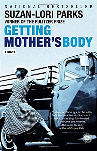 Book Getting Mother's Body: A Novel