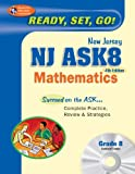 NJ ASK8 Mathematics, Stephen Hearne and Penny Luczak, 0738604739