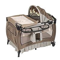 Baby Trend Deluxe Nursery Center, Haven Wood