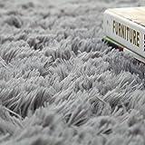 SANMU Super Soft Velvet Silk Rugs,Simple Style