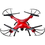 Wi-Fi FPV RC Quadcopter 4CH 6-Axis Headless Mode Drone with 0.3MP Camera and One Key Return Easy Fly for Training