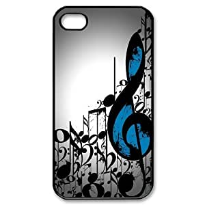 Music In Our Life Protective Case 261 For Iphone 4 4S case cover At ERZHOU Tech Store