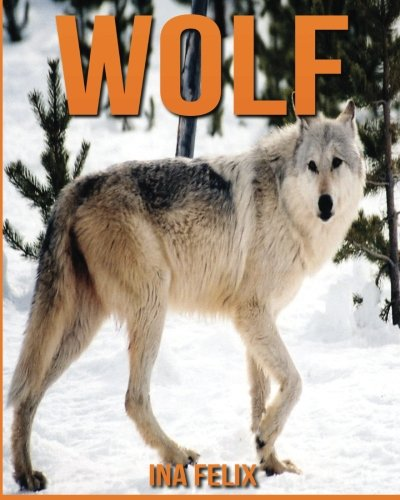 Wolf: Children Book of Fun Facts & Amazing Photos on Animals in Nature - A Wonderful Wolf Book for Kids aged 3-7 pdf
