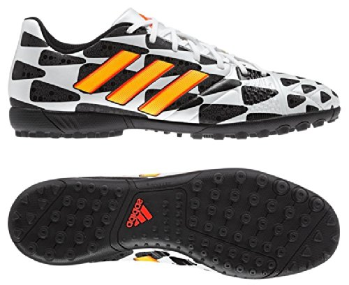 Adidas Nitrocharge 3 TF Battle Pack White M29932 Weiß (Core White/Solar Gold/Core Black)