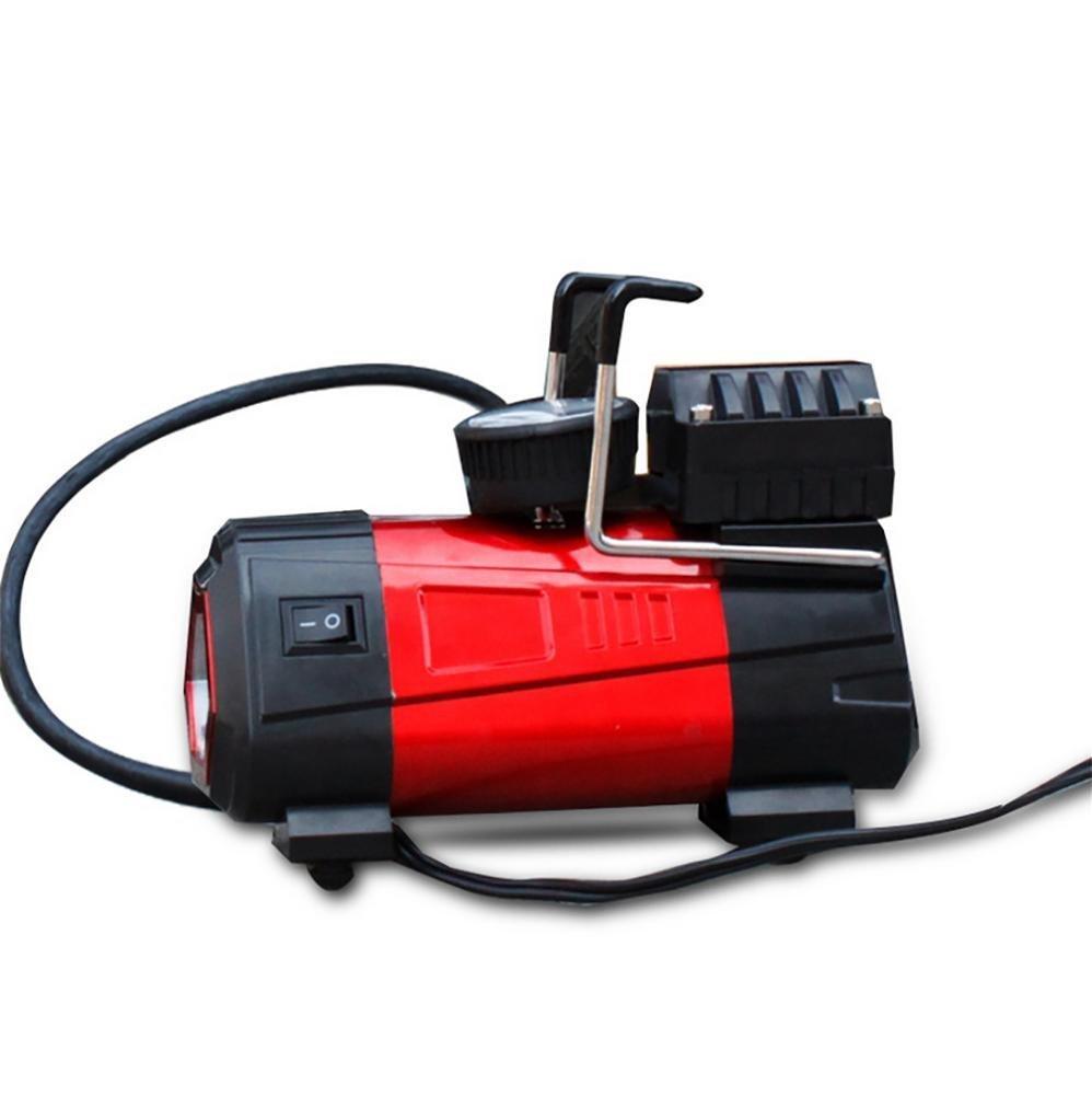 12 V Auto Kompressor für den Zigarettenanzünder, mit 120 W Leistung bis zu 10Bar, Liter/min