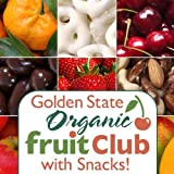 Organic Fruit and Snack Club (Choice of 3, 6, 9 or 12 Months)