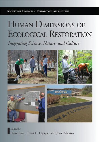 Human Dimensions of Ecological Restoration: Integrating Science, Nature, and Culture (The Science and Practice of Ecolog