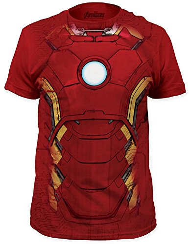 Iron Man - Suit T-Shirt Size S