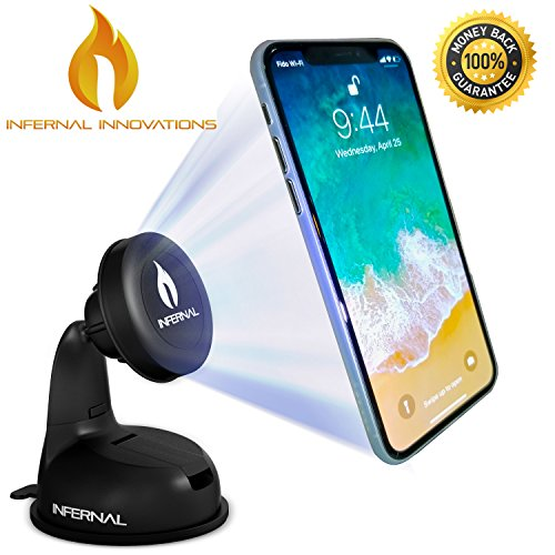 Magnetic Phone Mount   Universal Phone Holder for Windshield