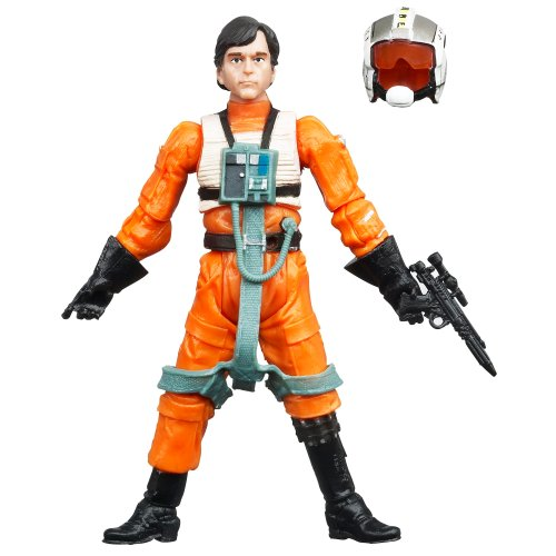 Star Wars, The Vintage Collection, Return of The Jedi, Wedge Antilles Action Figure #28, 3.75 Inches