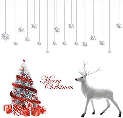 Sensational Deggod Christmas Wall Stickers Murals Diy Removable Merry Download Free Architecture Designs Scobabritishbridgeorg