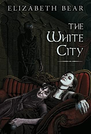 book cover of The White City