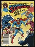 Superman Battles the Mightiest Men in the…