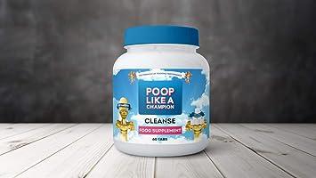 Amazoncom Poop Like A Champion Colon Cleanse Health