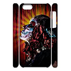 Artistic Skull Phone Case For Iphone 4/4s [Pattern-1]