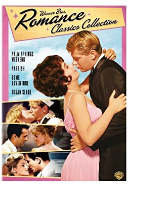 The Warner Brothers Romance Classics Collection: Palm Springs Weekend (1963) / Parrish (1961) / Rome Adventure (1962) / Susan Slade (1961)
