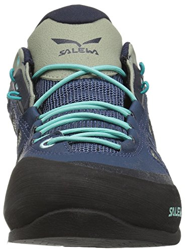 Mujer dark 3 Para Blue Firetail Verde Denim azul aruba Senderismo 0359 De Zapatillas Ws Salewa ExaFqYvw0n