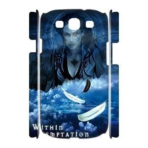 Samsung Galaxy S3 I9300 Phone Case Within Temptation F5K6881