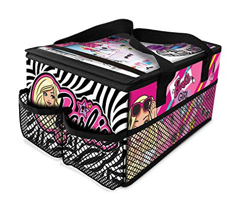 Barbie On The Go Storage Organizer