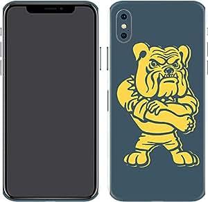 Switch iPhone X Skin Bulldog Rolling Sleeve