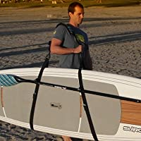 SurfStow 50030 SUP N' Go Adjustable Strap and Belt Pack by Waterbrands