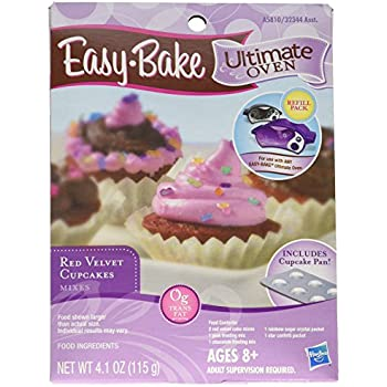 Amazon Com Easy Bake Refill Super Pack Net Wt 9 5oz 270g