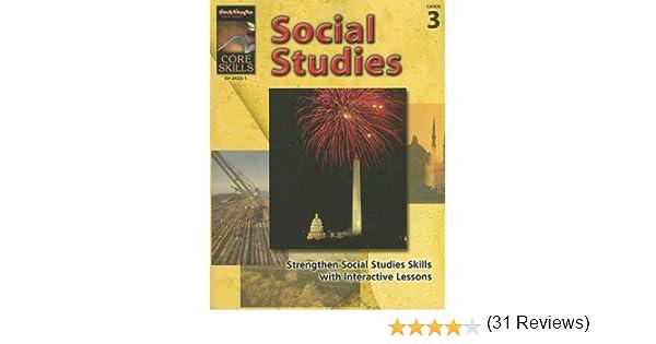 Amazon.com: Core Skills: Social Studies: Reproducible Grade 3 ...