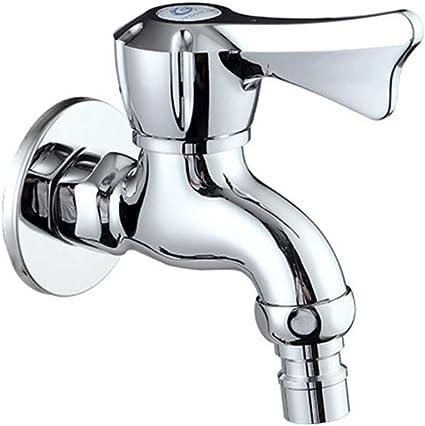 """G1//2/"""" Geräteventil Wasserhahn Auslaufventil Geräte Waschmaschine Zapfhahn Kupfer"""