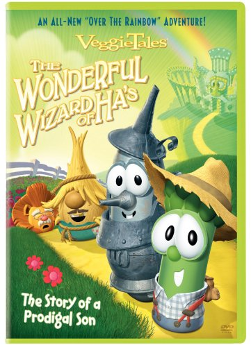 VeggieTales: The Wonderful Wizard of Ha's: The Story