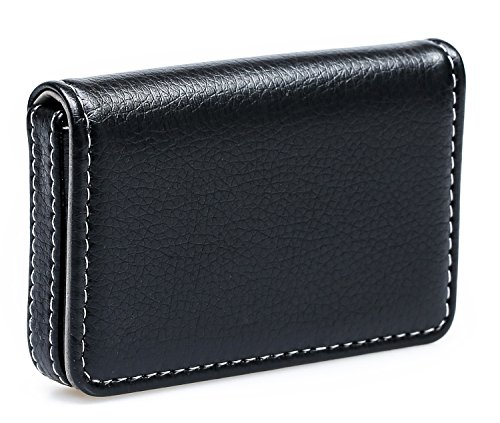 Rfid Blocking Wallet Minimalist Leather Business Credit Card