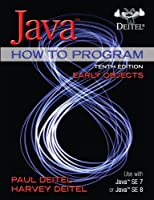 Java How To Program (Early Objects), 10th Edition Front Cover