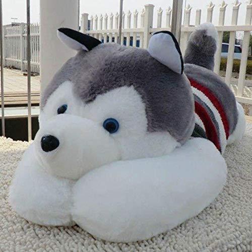 FidgetKute Siberian Plush Toy Stuffed Animal Doll Pillow Cute Figure Gift 20  50CM