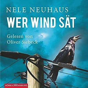 Wer Wind sät (Bodenstein & Kirchhoff 5) Hörbuch