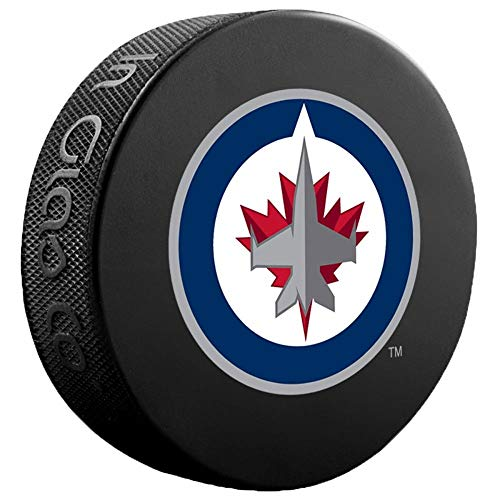 Winnipeg Jets Officially Licensed Hockey Puck (Winnipeg Jets Hockey)