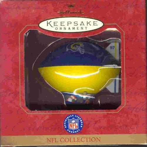 Nfl Collection St. Louis Rams Hallmark 1997