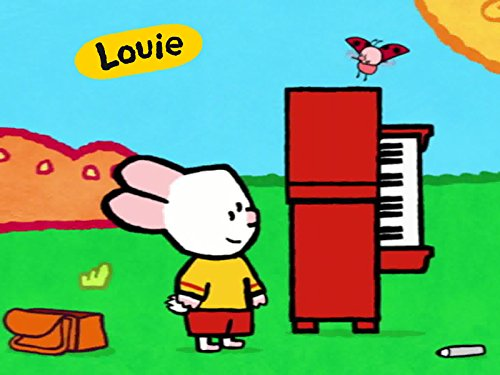 Louie, Draw me a Piano