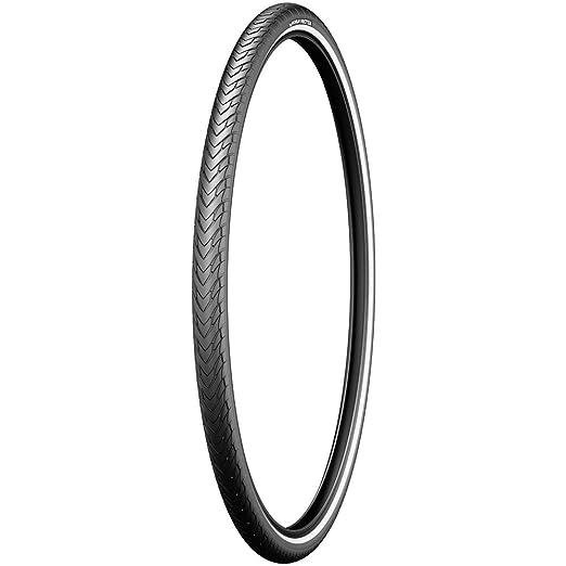 Michelin Protek Cubierta, Unisex, Negro, 26