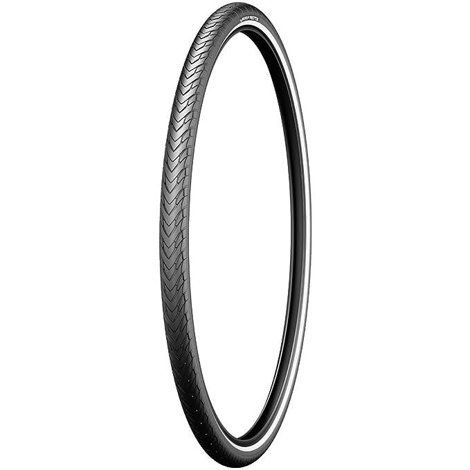 Michelin Protek - Cubierta de Bicicleta: Amazon.es: Deportes y ...