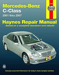 Mercedes benz c class w202 service manual 1994 1995 1996 1997 mercedes benz c class 2001 thru 2007 automotive repair manual fandeluxe Images