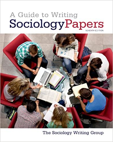 writing a sociology paper Write an essay on sociology, explaining what it is and why it matters.