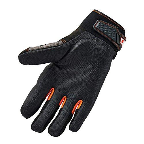 Ergodyne ProFlex 9002 Anti-Vibration Work Gloves, ANSI/ISO Certified, Full Fingered, Medium by Ergodyne (Image #2)
