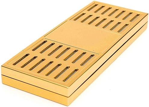 Caja De Cigarros Rectangular Fumador De Cigarrillos Portátil ...