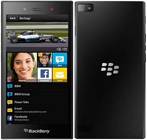 Pack of 25 HANDSET ONLY- BlackBerry Z3 Unlocked Smartphone STJ100-2 Black GSM 3G WiFi