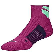 Nike Women's Kobe 8 Pit Viper Low Cut Socks Women (4-6) Kids (3Y-5Y) Purple