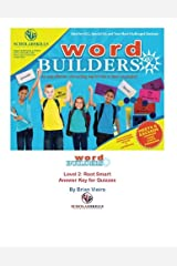 Answer Key for Quizzes Word Builders Level 2 Root Smart Paperback